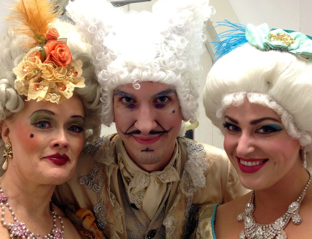 Light Opera of New Jersey - The Gondoliers