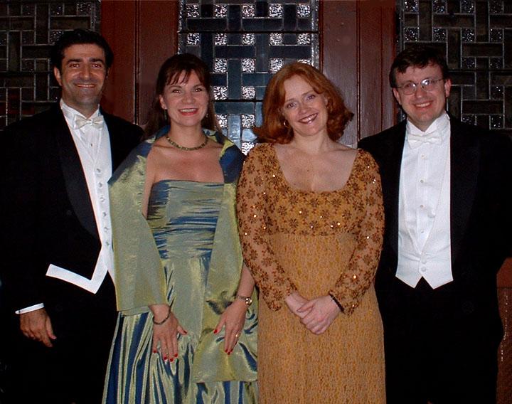 Dvorak Concert Soloists