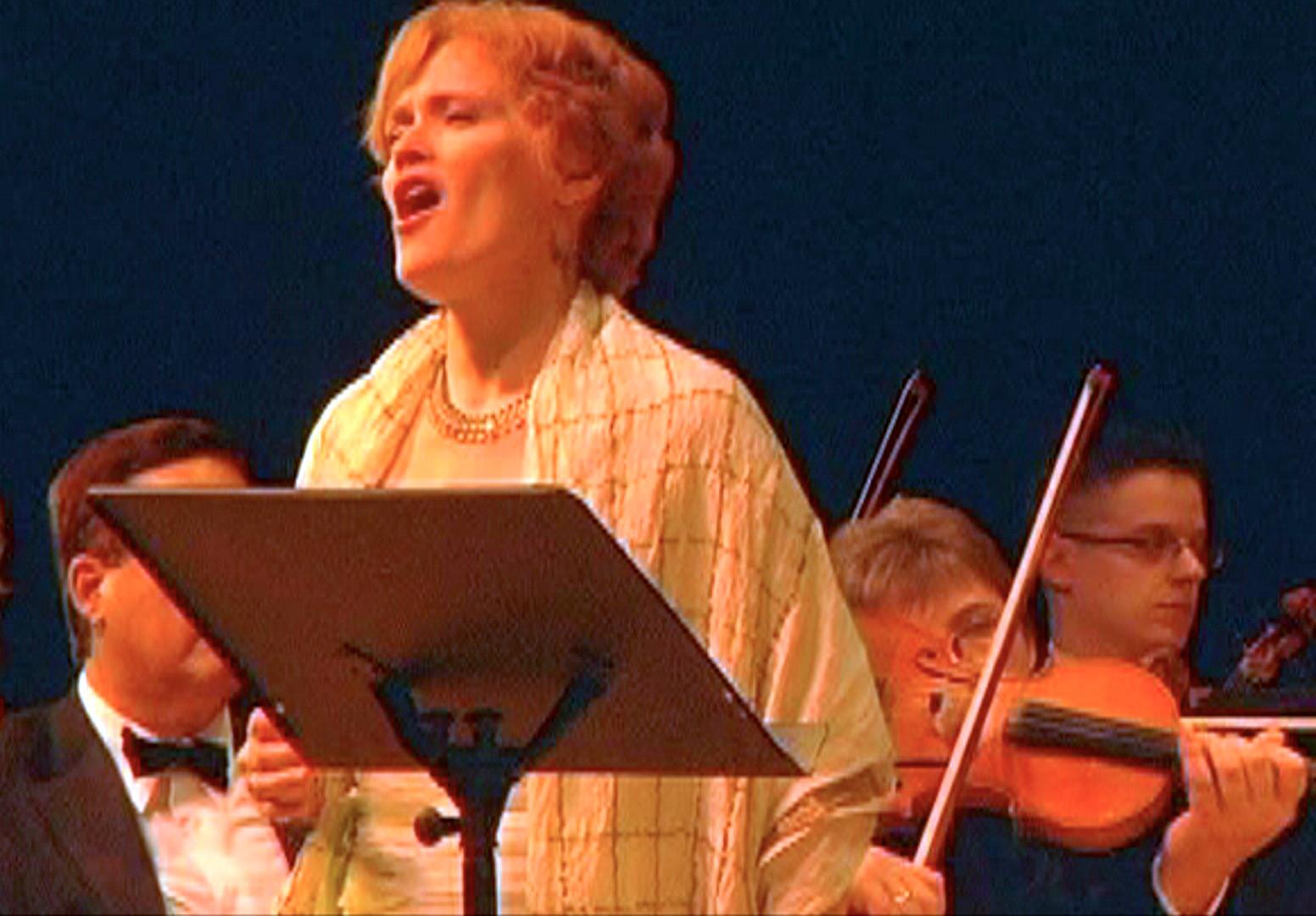 Rückert Lieder, Baroque Orchestra of New Jersey