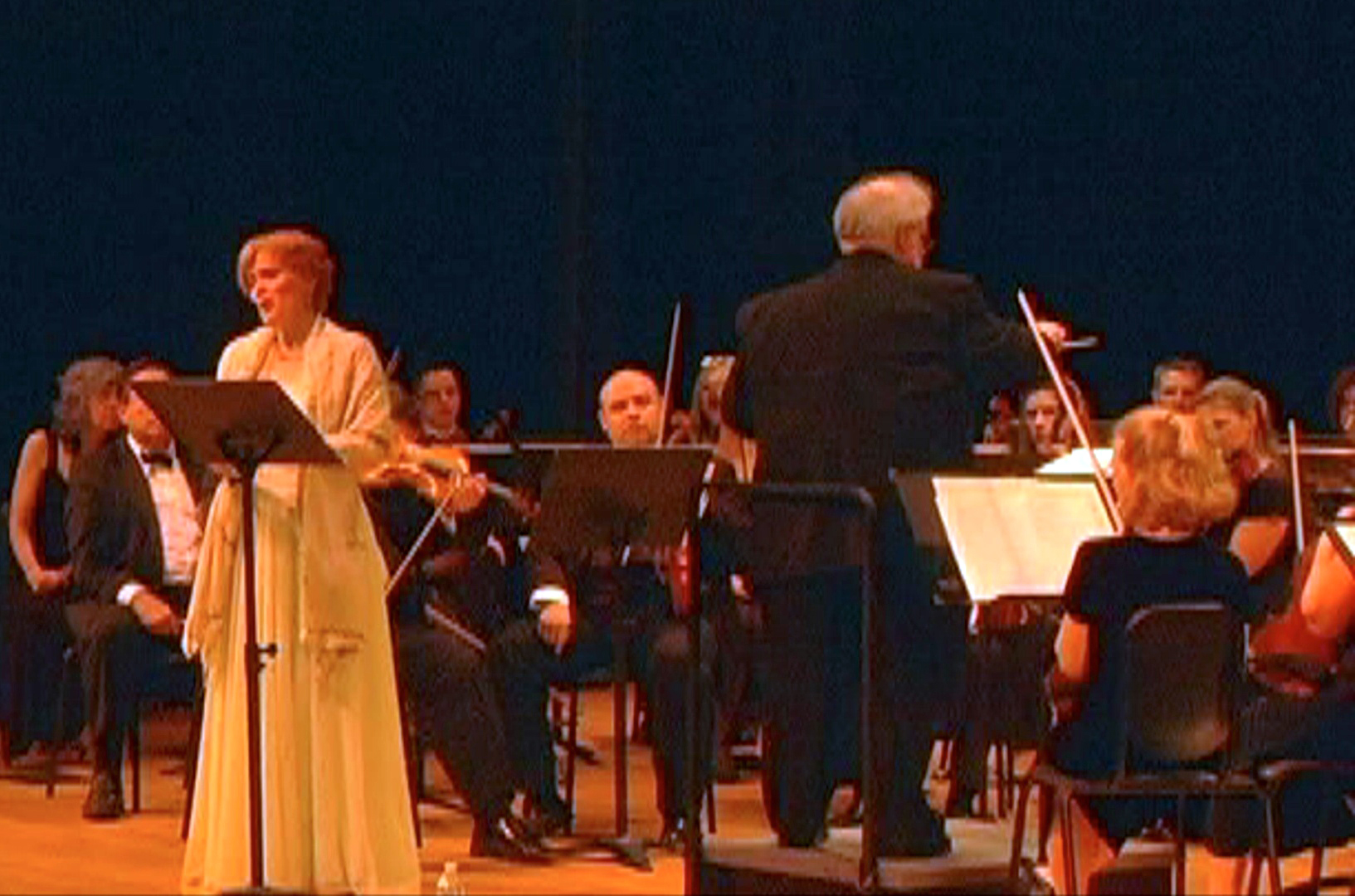 Rückert Lieder, Baroque Orchestra of New Jersey